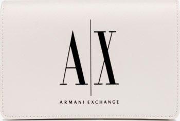 Armani Exchange bílá kabelka