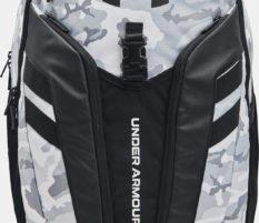 Batoh Under Armour UA Hustle Pro Backpack - bílá