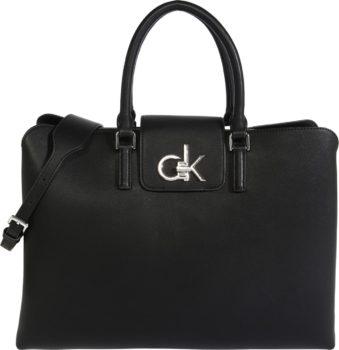 Calvin Klein Kabelka 'Tote' černá