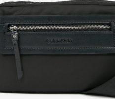 Calvin Klein černá crossbody kabelka Essential