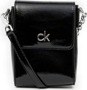 Calvin Klein černá crossbody malá kabelka