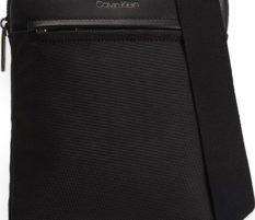 Calvin Klein černá pánská crossbody taška