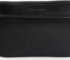 Calvin Klein černá pánská ledvinka