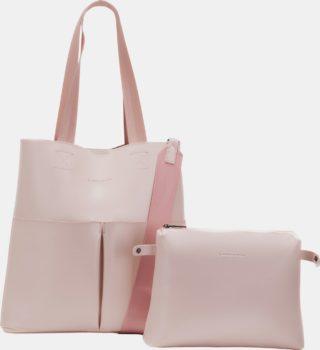 Claudia Canova růžová kabelka