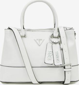 Guess bílá kabelka Cordelia Luxury