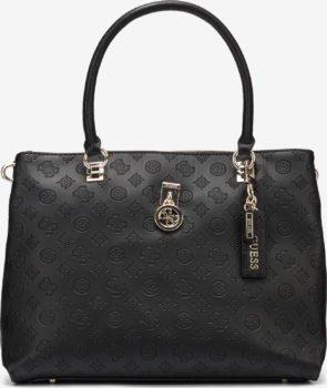 Guess černá kabelka Ninnette Satus Carryall
