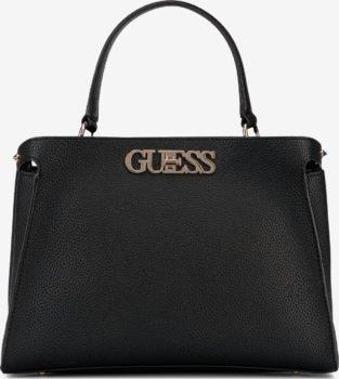 Guess černá kabelka Uptown Chic Large