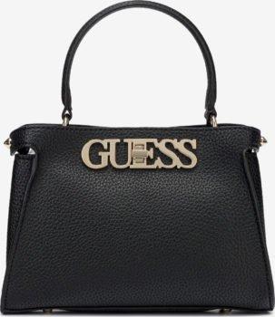 Guess černá kabelka Uptown Chic Small