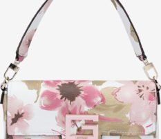 Guess růžová kabelka Brightside