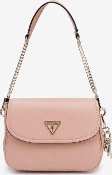Guess růžová kabelka Destiny