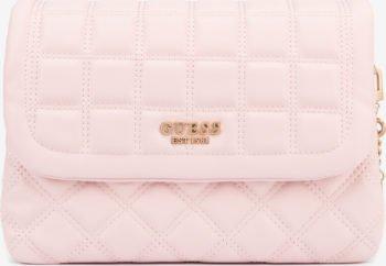 Guess růžová kabelka Kamina