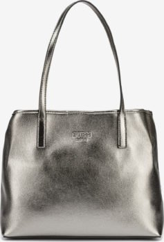 Guess stříbrná kabelka Vikky