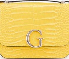 Guess žlutá kabelka Corily