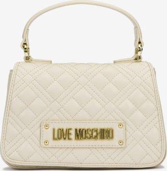 Love Moschino béžová kabelka