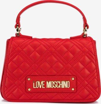 Love Moschino červená kabelka