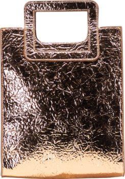 MYMO Kabelka bronzová