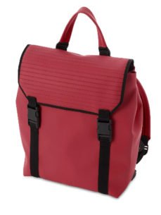 Obag BACKPACK M217 METAL BORDEAUX