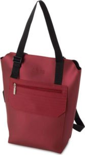Obag BACKPACK W217 METAL BORDEAUX