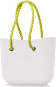 Obag MILK S PROVAZEM NEON YELLOW