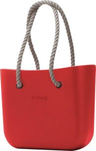 Obag RED S PROVAZEM NATURAL