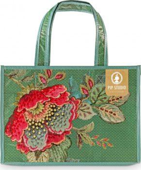 Pip Studio nákupní taška Poppy Stitch