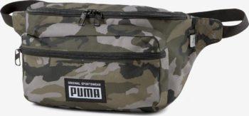Puma Academy Ledvinka Zelená Šedá