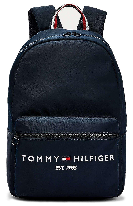 Tommy Hilfiger modrý sportovní batoh Established Bacpack