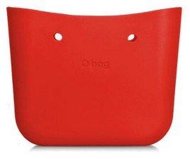 Červená kabelka Obag