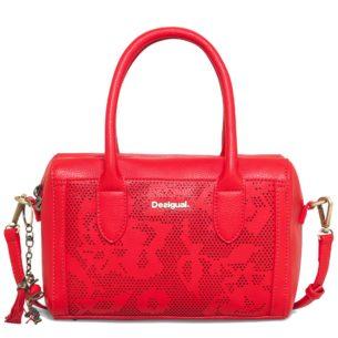 Desigual červená kabelka Bowen Holewood
