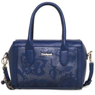 Desigual modrá kabelka Bowen Holewood