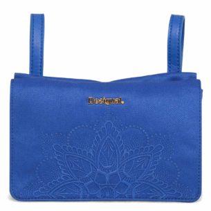Desigual modrá kabelka Dallas New Emma