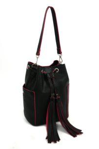 Doca černá praktická kabelka