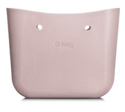 Kouřově růžová kabelka O bag