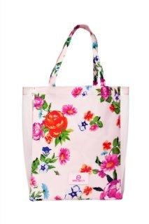 Ops! Objects pudrová taška Flower s květinovými motivy