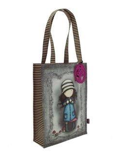 Santoro nákupní taška Toadstools