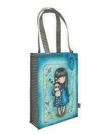 Santoro nakupovací taška Gorjuss Hush Little Bunny