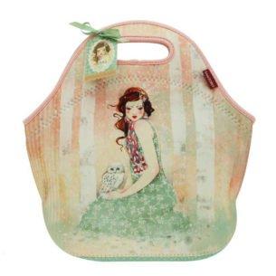 Santoro neoprenová kabelka Mademoiselle Snow