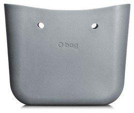 Stříbrná kabelka OBag
