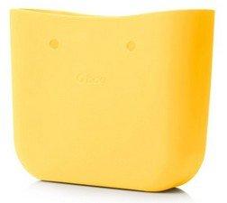 Světle žlutá kabelka O Bag