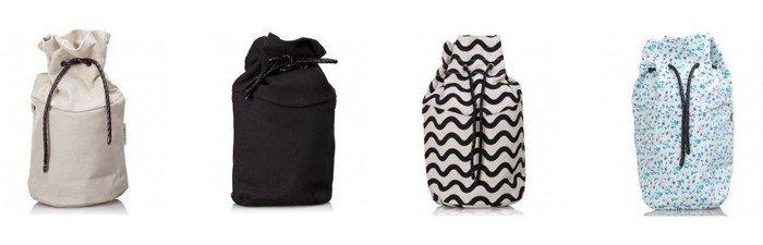 Textilní vnitřní tašky O Bag