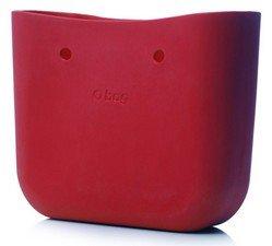 Tmavě červená kabelka OBag
