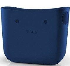 Tmavě modrá kabelka Obag