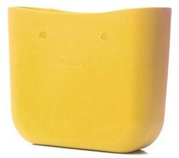 Tmavě žlutá kabelka OBag