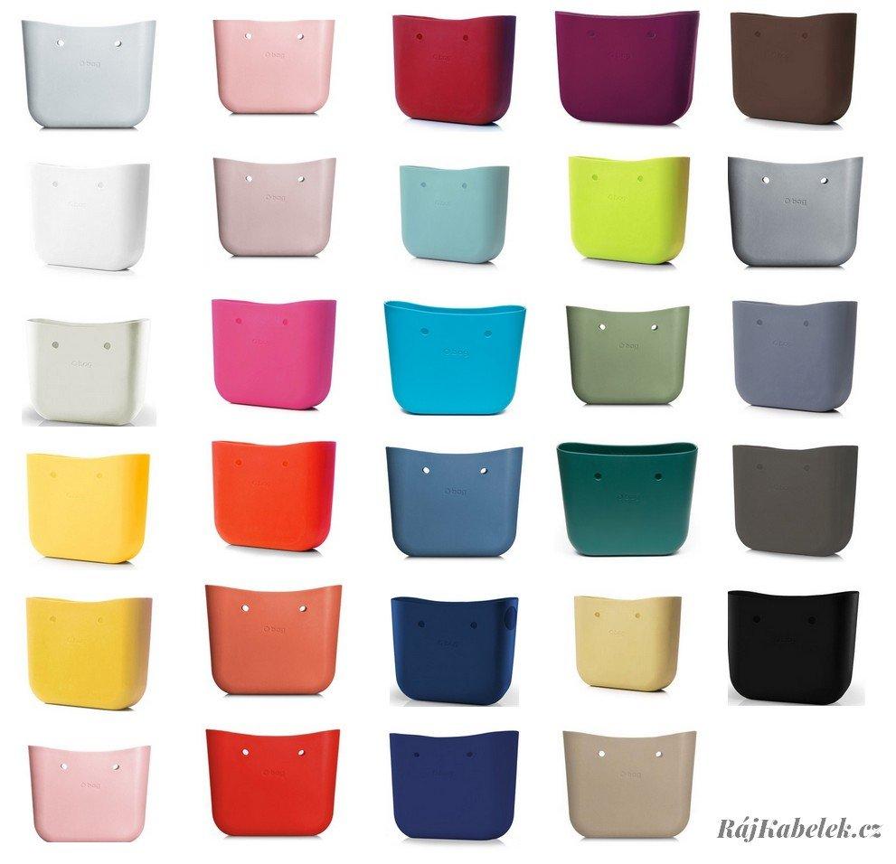 Všechny barvy kabelek Obag