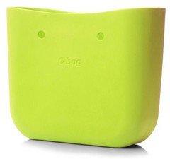 Zářivě zelená kabelka Obag